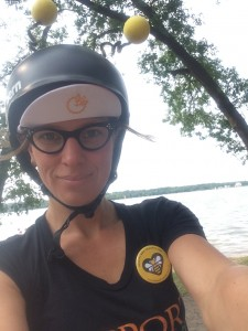 A Bicycle-Based Beekeeping Business, with Kristy Lynn Allen, The Beez Kneez