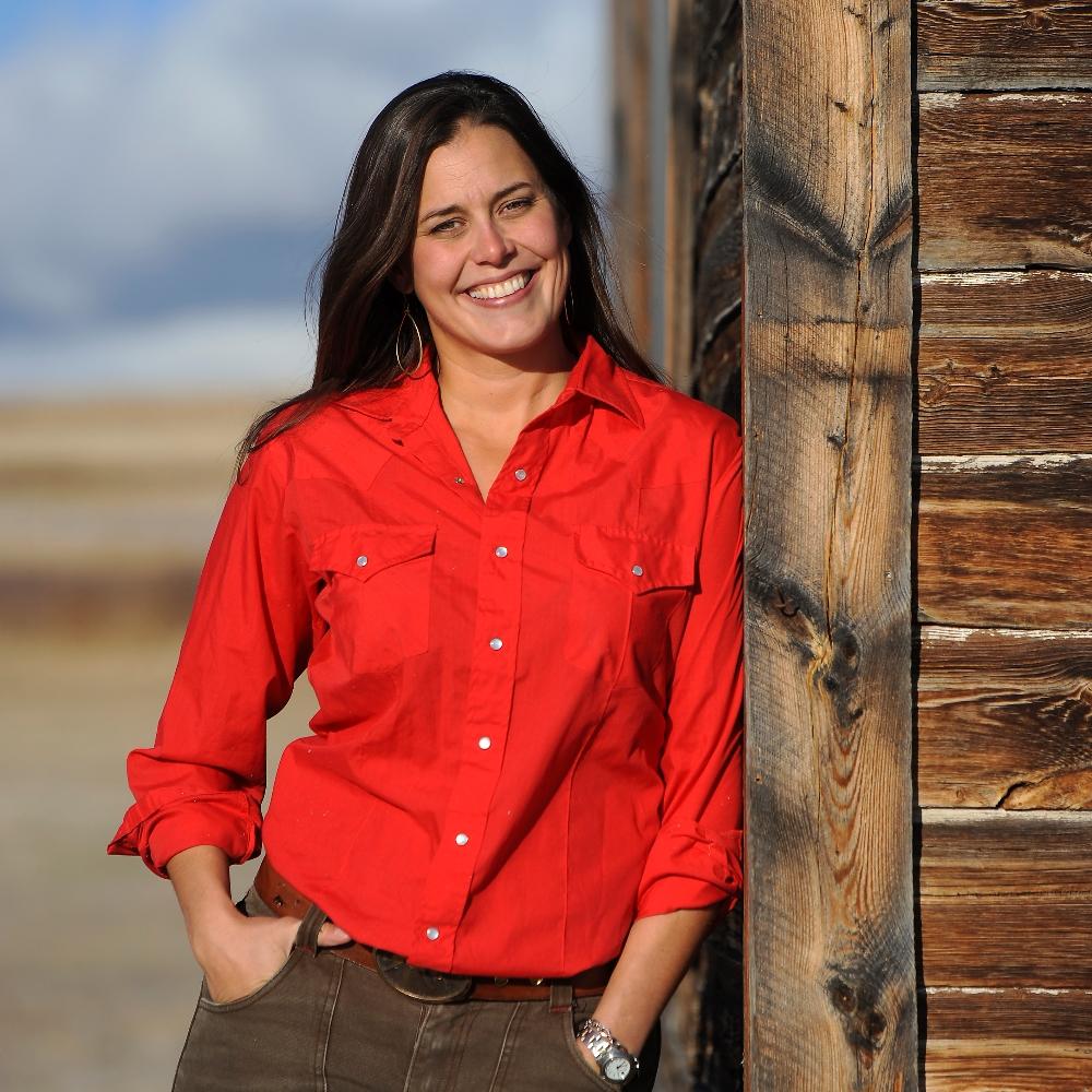 Sarah Calhoun, Red Ants Pants