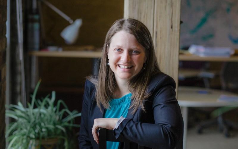 Mary Rick, Impact Hub MSP and FINNovation Lab Collaboration