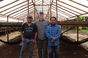 Shawn Askinosie, Askinosie Chocolate, with farmers in the Philippines