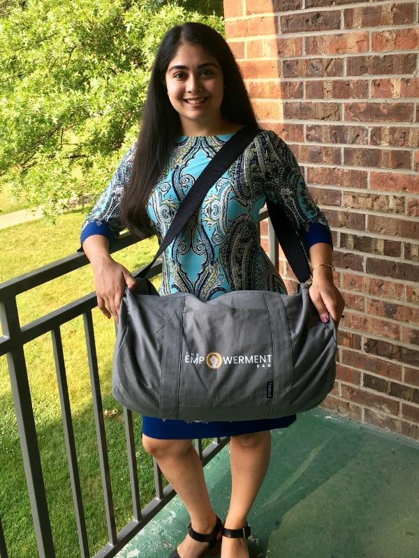 Vaishali Umrikar, The Empowerment Bag