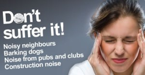 Carrickfergus Borough Council encourages people to report their noisy neighbours and even offers a link to a handy guide for potentially noisy dog owners.