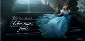 Casa Bella's Christmas Fable is scheduled to take place on the 21st December 2013. The guest list of 20 family members and friends is already full.