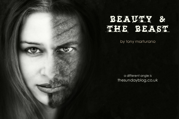 Beauty & The Beast by Tony Marturano