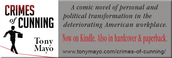 Crimes of Cunning now on Kindle