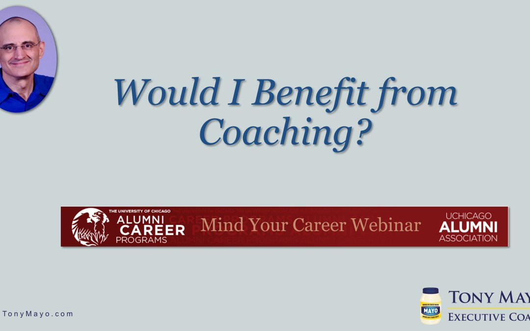 University of Chicago Alumni Career Webinar
