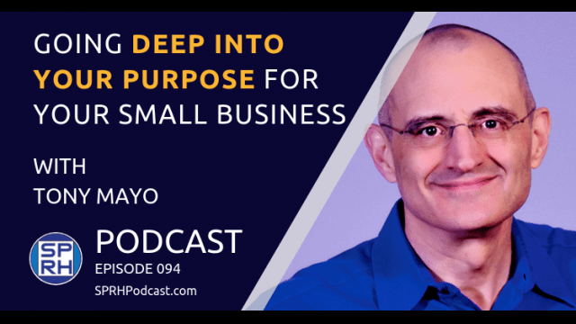 Coaching Business Owners to Go Deep into Their Purpose • PODCAST