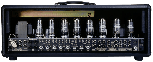Mesa Boogie Road King Ii Close Up Review