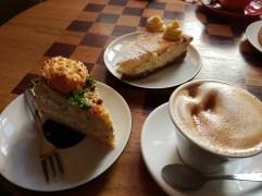 Tuuletort & Lime Cheesecake