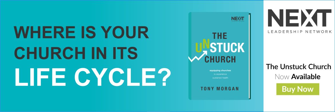 Tony-Morgan-Unstuck Church