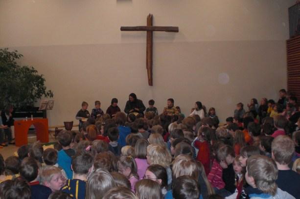 Evangeliche Schule, concert 2