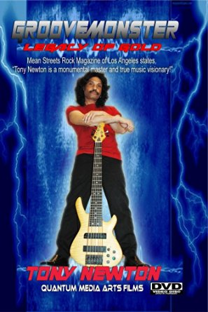 Groovemonster Movie DVD