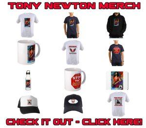 Tony Newton Merch