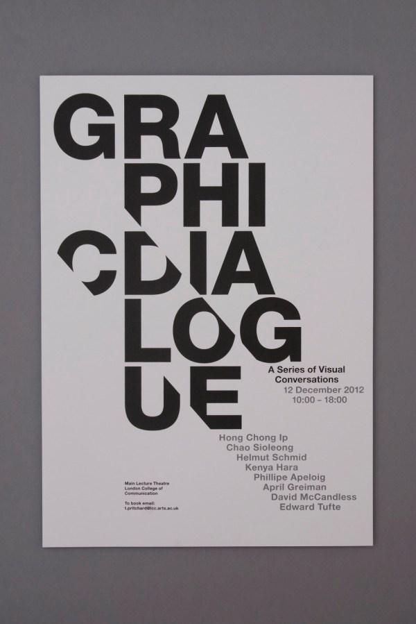 Typography Tony Pritchard'