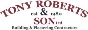 Tony Roberts and son Logo Tony Roberts and Son - Serving North Wales