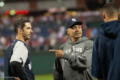 Derek-Jeter-2009-World-Series-Posada-Reggie-Jackson