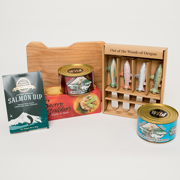 King Sampler Gift Box