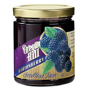 Oregon Hill Marionberry Jam
