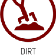 Dirt and mold