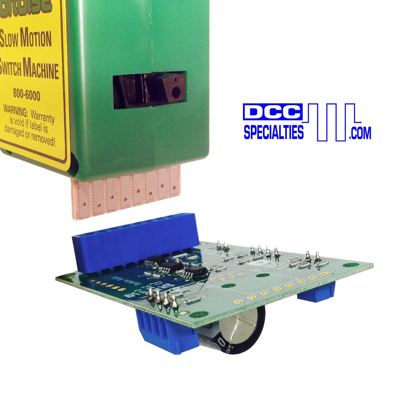Circuitron Tortoise Switch Machine Wiring Diagram