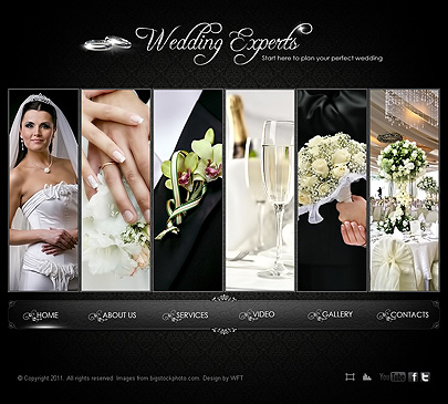 Wedding Experts Template Free From 08 14 08 20 2015 Tonytemplates