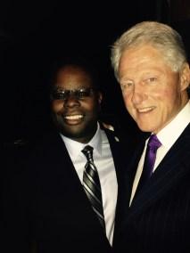 Ex-President Clinton