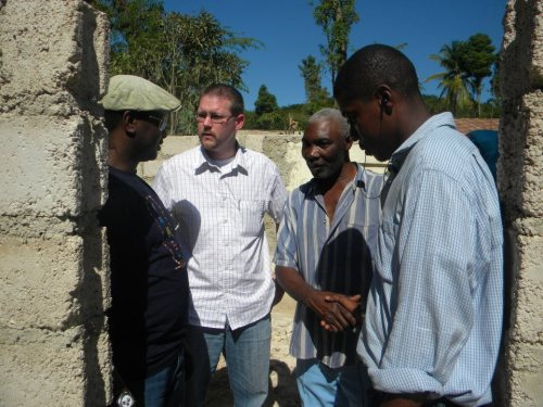 Haiti (Tony and leaders in St. Phare)