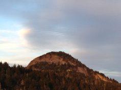 Peak at Grandfather Mountain