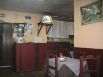 Photo of a local restaurant near our hotel on Louis Cordero