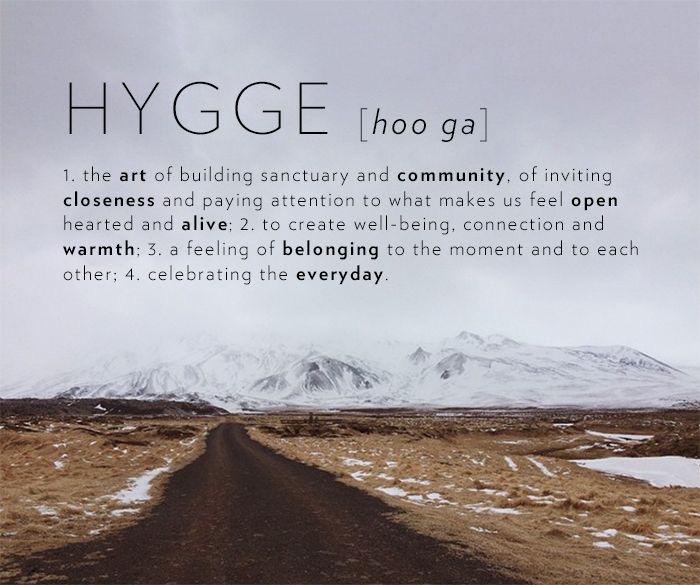 HYGGE 1