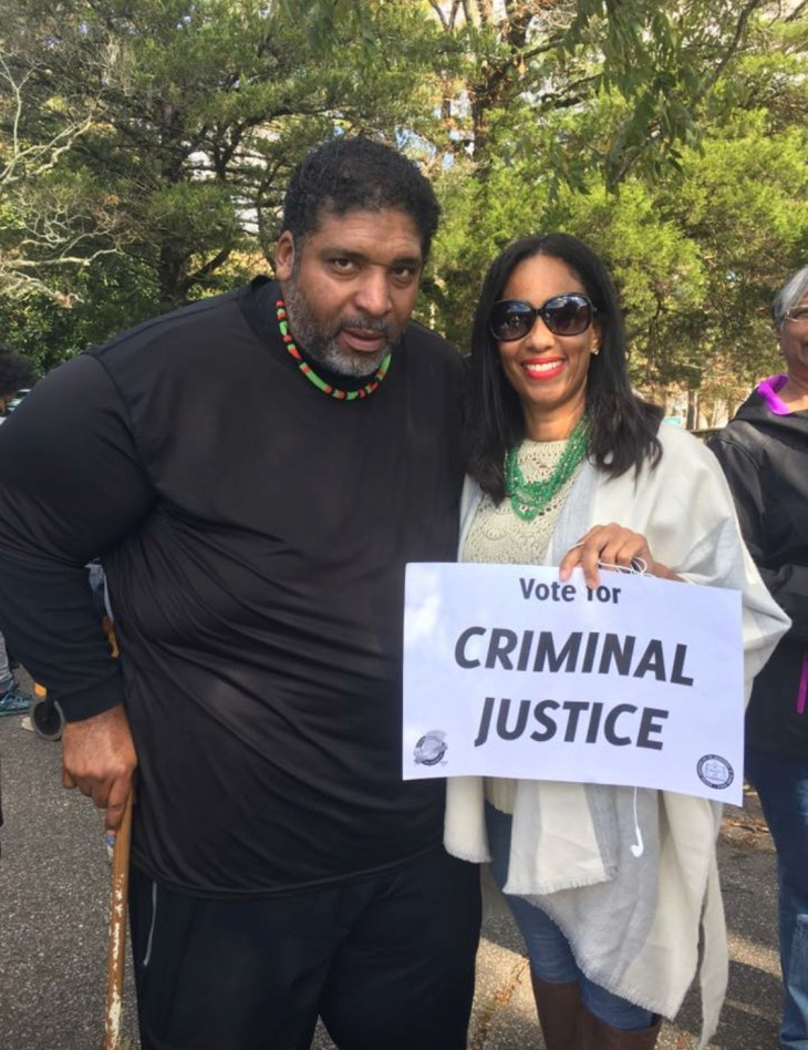 TONZA AND REVEREND BARBER