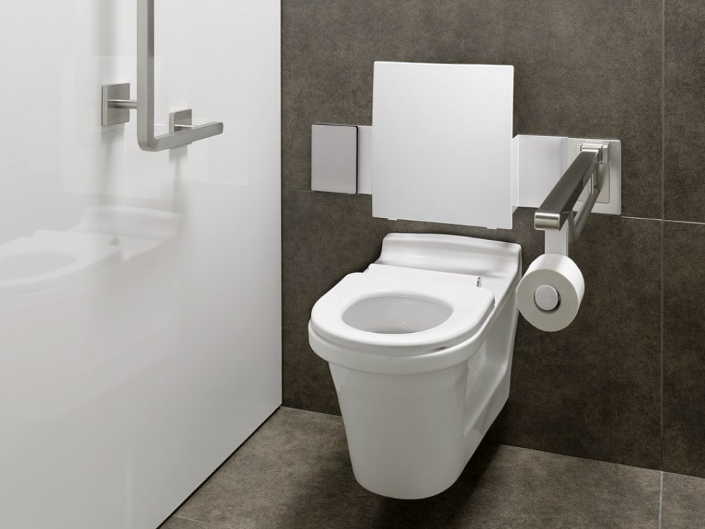 TOTO COMMERCIAL CF WC wallhung barrierfree washdown