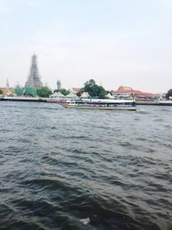 Wat Arun Chao Phraya Thailand