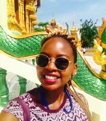 Selfie - Koh Samui Temples