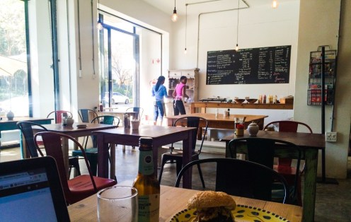 Love Food Cafe Deli