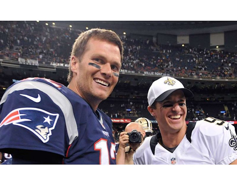 Photo of Who Is The Greater Quarterback: Drew Brees Or Tom Brady?