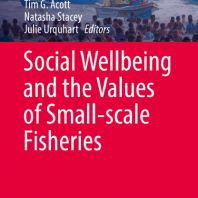 TBTI social wellbeing of SSF book_front page