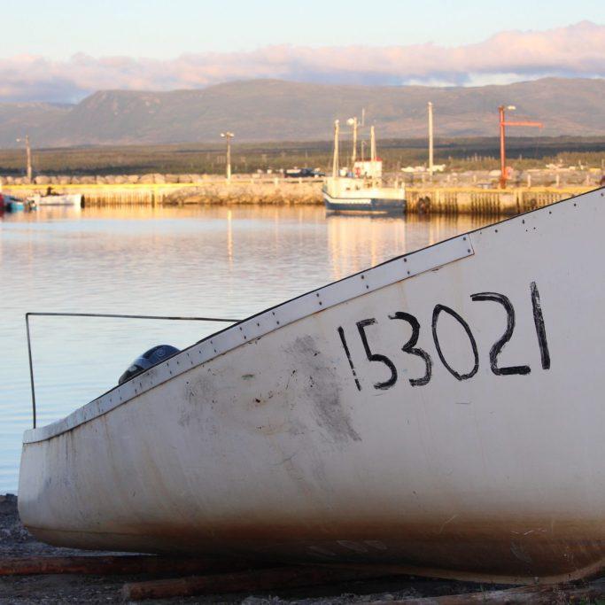Small-scale fishing boat in Newfoundland, Canada ©Mirella Leis copy