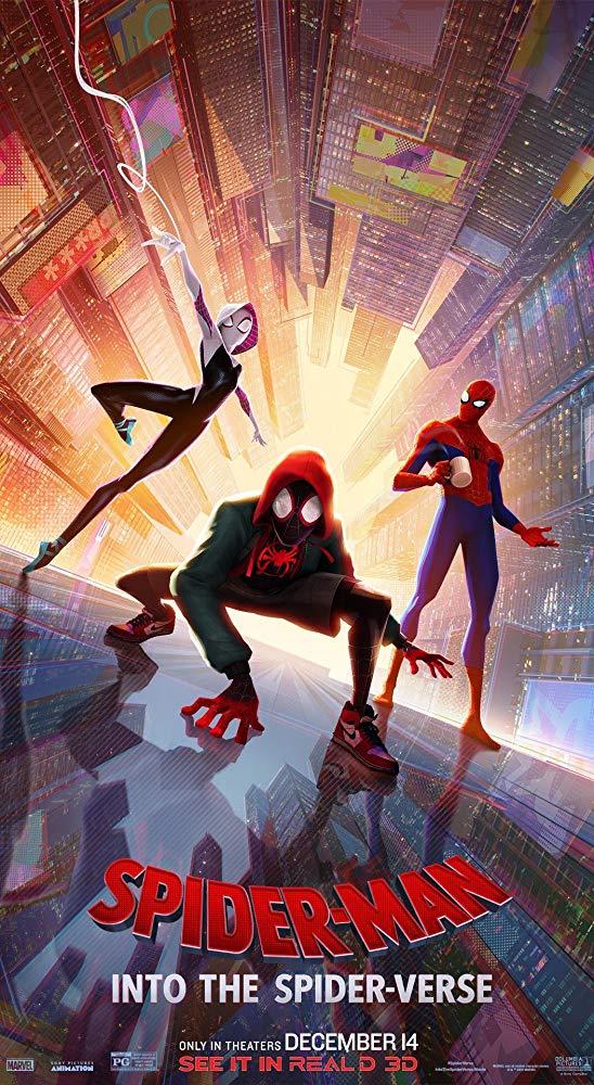 Nonton Spider Man Into The Spider Verse : nonton, spider, verse, Archive, Spider-Man:, Spider-Verse