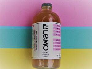 Lemo bottle