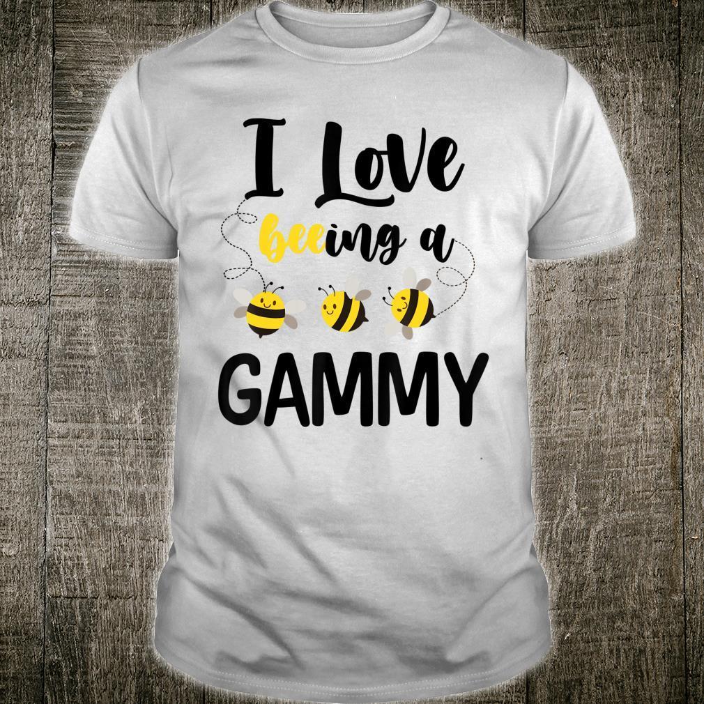 I Love Beeing A Gammy Bee Shirt