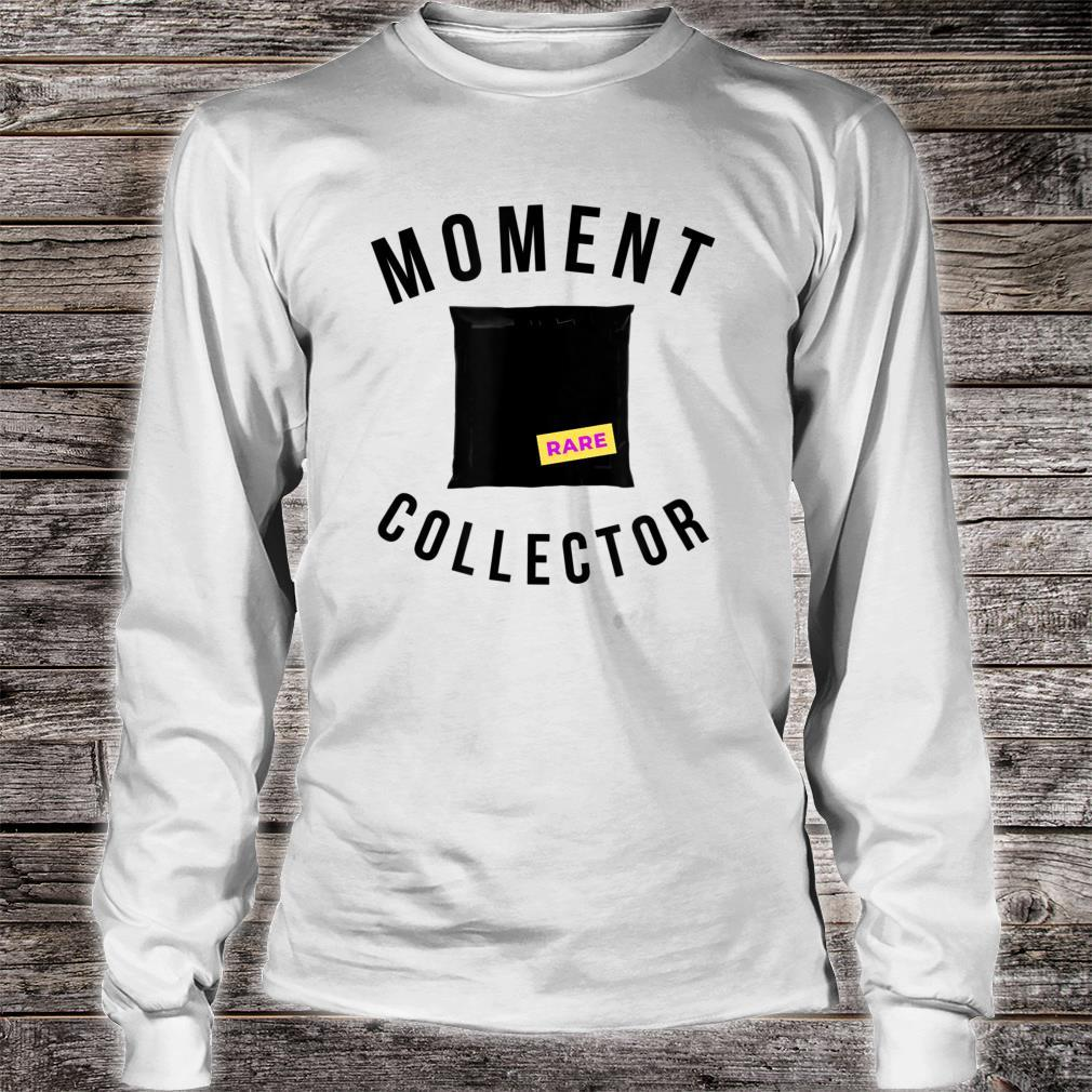 Moment Collector Basketball NFT Moments Shirt long sleeved