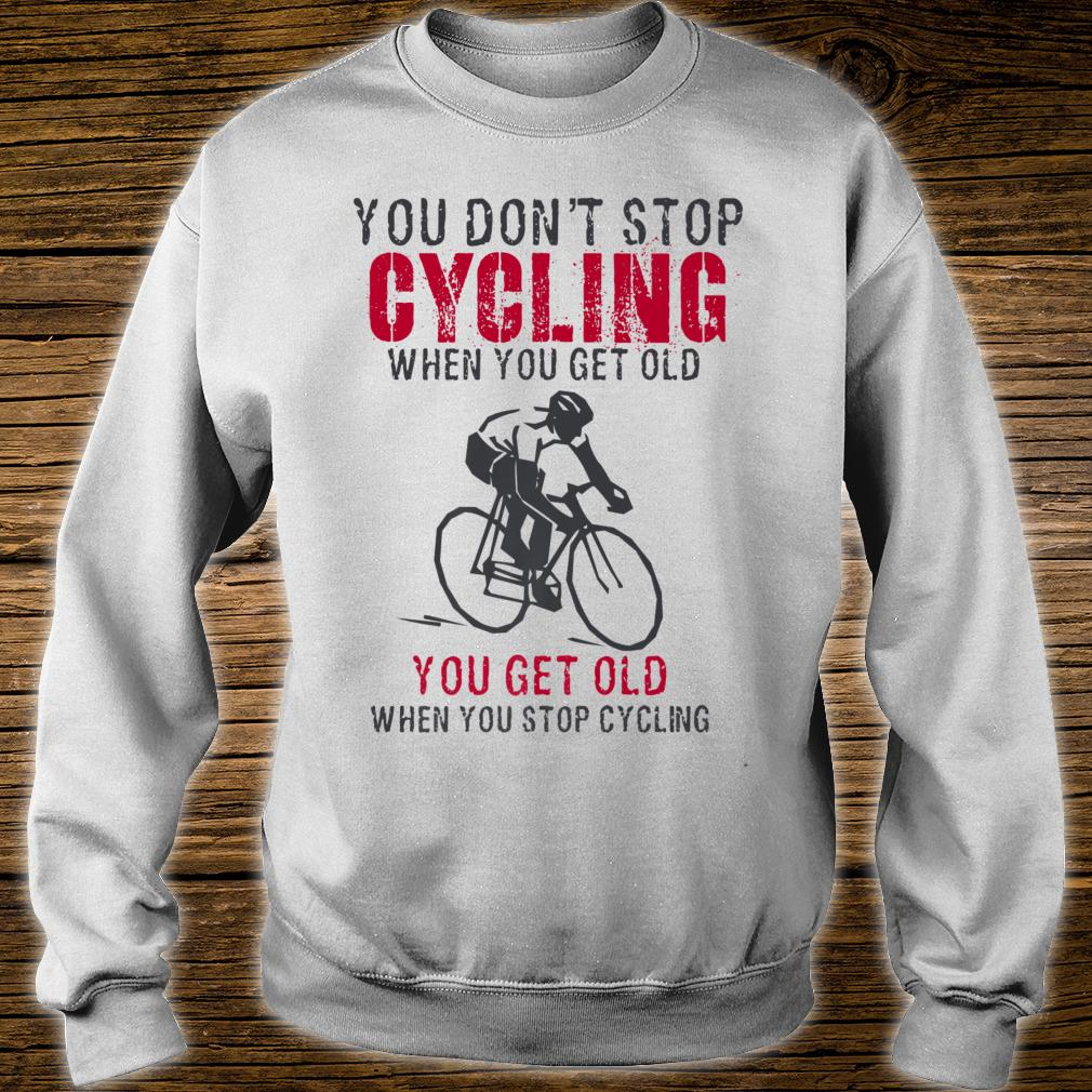 Cycling is my Therapy Funny Bike Riding Cyclist Shirt sweater