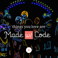 A Weekend Made with Code