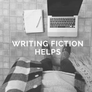 Day 19 of #Grief365: Writing Fiction Helps When Dealing With Reality