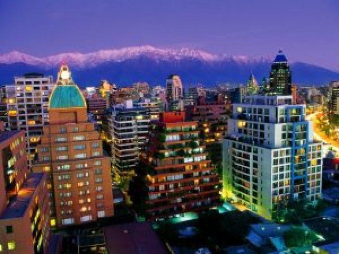 Bandar Chile (Imej Kredit: Eird)