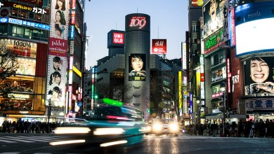 Photo of Melancong Seperti Fashionista di 5 Tempat Paling Trendy di Tokyo