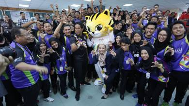 Photo of SEA Games 2017 Volunteers Ready To Do Proud