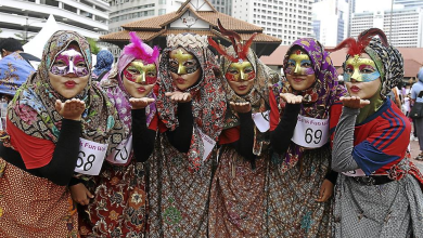 Photo of Sertai Batik Fun Walk 2017