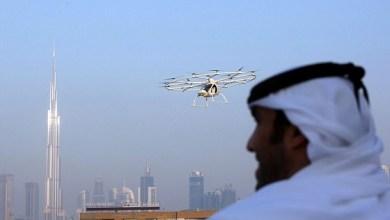 Photo of Dubai Sedia Perkhidmatan Teksi Terbang Pertama di Dunia